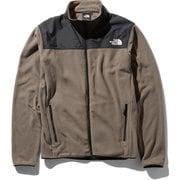 マウンテンバーサマイクロジャケット Mountain Versa Micro Jacket NL71904 (WM)ワイマラナーブラウン Lサイズ [アウトドア フリース メンズ]