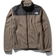マウンテンバーサマイクロジャケット Mountain Versa Micro Jacket NL71904 (WM)ワイマラナーブラウン Mサイズ [アウトドア フリース メンズ]
