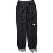 マウンテンバーサマイクロパンツ Mountain Versa Micro Pant NL71905 (K)ブラック Mサイズ [アウトドア フリース メンズ]