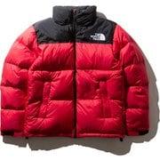 ヌプシジャケット Nuptse Jacket ND91841 TNFレッド(TR) XLサイズ [アウトドア ダウンウェア メンズ]