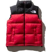Nuptse Vest ND91843 TR Lサイズ [アウトドア ダウンウェア メンズ]