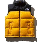 Nuptse Vest ND91843 TY Mサイズ [アウトドア ダウンウェア メンズ]