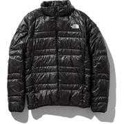 Light Heat Jacket ND91902 (K)ブラック Mサイズ [アウトドア ダウンウェア メンズ]