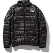 Light Heat Jacket ND91902 (K)ブラック XLサイズ [アウトドア ダウンウェア メンズ]