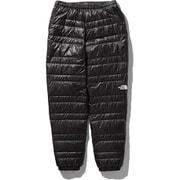 ライトヒートパンツ Light Heat pants ND91903 (K)ブラック Lサイズ [アウトドア ダウンウェア メンズ]