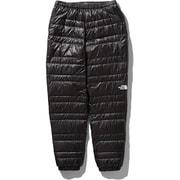ライトヒートパンツ Light Heat pants ND91903 (K)ブラック Mサイズ [アウトドア ダウンウェア メンズ]