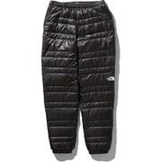ライトヒートパンツ Light Heat pants ND91903 (K)ブラック XLサイズ [アウトドア ダウンウェア メンズ]