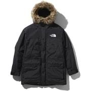 MOUNTAIN DOWN COAT ND91935 (K)ブラック Lサイズ [アウトドア ダウンウェア メンズ]
