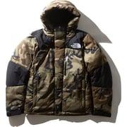 ノベルティバルトロライトジャケット ND91951 ウッドランドカモ(WD) XXSサイズ [アウトドア ダウンウェア ユニセックス]