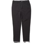 ELK PANT NBW81863 (K)ブラック Sサイズ [アウトドア パンツ レディース]