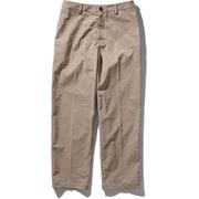 バイソンチノパンツ Bison Chino pants NBW81961 (TW)ティンバーウルフ Mサイズ [アウトドア パンツ レディース]