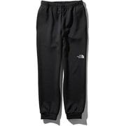 マウンテントラックパンツ Mountain Track pants NBJ31984 (K)ブラック 120サイズ [アウトドア パンツ キッズ]
