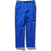 バーブパンツ Verb pants NB31805 (TB)TNFブルー Lサイズ [アウトドア パンツ メンズ]