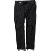 マグマパンツ Magma pants NB31911 (K)ブラック Mサイズ [アウトドア パンツ メンズ]