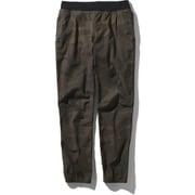 コットンオックスクライミングパンツ Cotton OX Climbing pants NB31932 (WC)ウッドランドカモ XLサイズ [アウトドア パンツ メンズ]