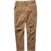 プログレッションクライミングパンツ Progression Climbing pants NB31936 (BK)ブリティッシュカーキ Lサイズ [アウトドア パンツ メンズ]