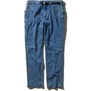 Progression Climbing Denim Pants NB31937 (BL)ブリーチ XLサイズ [アウトドア パンツ メンズ]