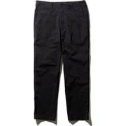 バイソンチノパンツ Bison Chino pants NB81862 (K)ブラック Lサイズ [アウトドア パンツ メンズ]