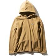 Micro Fleece Hoodie NL71931 (BK)ブリティッシュカーキ XLサイズ [アウトドア パーカー メンズ]