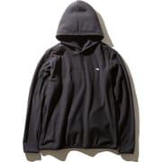 Micro Fleece Hoodie NL71931 (K)ブラック Lサイズ [アウトドア パーカー メンズ]
