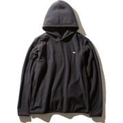 Micro Fleece Hoodie NL71931 (K)ブラック XLサイズ [アウトドア パーカー メンズ]