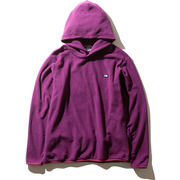 Micro Fleece Hoodie NL71931 (PA)パンプロナパープル XLサイズ [アウトドア パーカー メンズ]