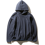 Micro Fleece Hoodie NL71931 (UN)アーバンネイビー Lサイズ [アウトドア パーカー メンズ]