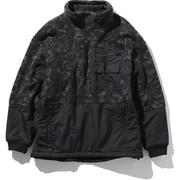 94レイジクラシックフリースプルオーバー 94 RAGE Classic Fleece Pullover NL71962 (AG)アスファルトグレー Mサイズ [アウトドア フリース メンズ]