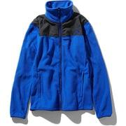 マウンテンバーサマイクロジャケット Mountain Versa Micro Jacket NLW71904 (TB)TNFブルー Mサイズ [アウトドア フリース レディース]