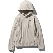 Micro Fleece Hoodie NLW71931 (OM)オートミール Mサイズ [アウトドア パーカー レディース]