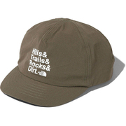 GRAPHICS CAP NN01977 (NT)ニュートープ Lサイズ [ランニングキャップ]