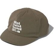 GRAPHICS CAP NN01977 (NT)ニュートープ Mサイズ [ランニングキャップ]