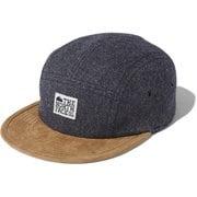 ファイブパネルキャップ Five Panel Cap NN41713 (UB)アーバンネイビー×ブリティッシュカーキ [アウトドア 帽子]