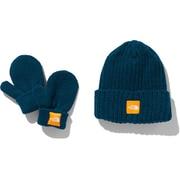 Baby Cappucho Lid & Mitt Set NNB41902 NG BFサイズ [アウトドア 帽子 ベビー]