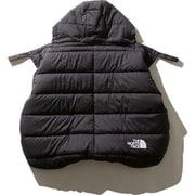 シェルブランケット Baby Shell Blanket NNB71901 (K)ブラック [アウトドア 小物 ベビー]