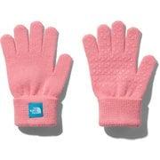 Kids Knit Glove NNJ61907 BM KFサイズ [アウトドア グローブ キッズ]