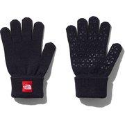 Kids Knit Glove NNJ61907 UN KFサイズ [アウトドア グローブ キッズ]