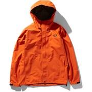 クラウドジャケット Cloud Jacket NP11712 (PG)パパイヤオレンジ Sサイズ [アウトドア ジャケット メンズ]