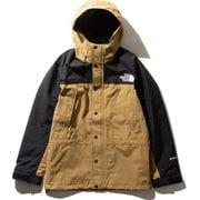Mountain Light Jacket NP11834 (BK)ブリティッシュカーキ Lサイズ [アウトドア ジャケット メンズ]