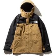 Mountain Light Jacket NP11834 (BK)ブリティッシュカーキ Sサイズ [アウトドア ジャケット メンズ]