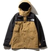 Mountain Light Jacket NP11834 (BK)ブリティッシュカーキ XLサイズ [アウトドア ジャケット メンズ]