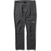スパイラルパンツ Spiral pants NP11912 (AG)アスファルトグレー Mサイズ [アウトドア パンツ メンズ]