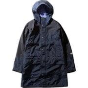 マウンテンレインテックスコート Mountain Raintex Coat NP11940 (UN)アーバンネイビー Mサイズ [アウトドア レインウェア メンズ]