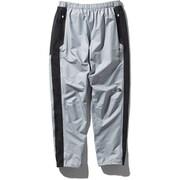 GTXトラックパンツ GTX Track pants NP11985 (SV)シルバリーグレー M サイズ [アウトドア 防水パンツ メンズ]
