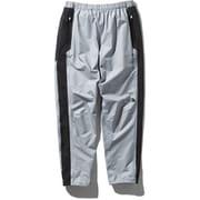 GTXトラックパンツ GTX Track pants NP11985 (SV)シルバリーグレー S サイズ [アウトドア 防水パンツ メンズ]