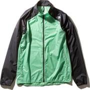 インパルスレーシングジャケット Impulse Racing Jacket NP21980 (CH)クロロフィルグリーン Lサイズ [ランニングジャケット メンズ]