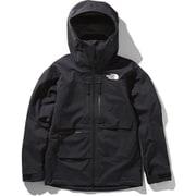 フューチャーライト L5 ジャケット NP51921 (K)ブラック Sサイズ [アウトドア ジャケット メンズ]