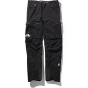 フューチャーライト L5 パンツ NP51922 (K)ブラック Mサイズ [アウトドア パンツ メンズ]