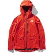 フューチャーライト L5 LT ジャケット FL L5 LT Jacket NP51923 (FR)ファイアリーレッド Lサイズ [アウトドア ジャケット メンズ]