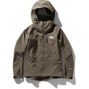 アイアンマスクジャケット Ironmask Jacket NP61702 (NT)ニュートープ Sサイズ [アウトドア ジャケット メンズ]